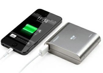 POWER BANK EASY POWER II 7500MAH GRIGIO-en