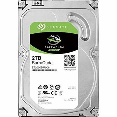 SEAGATE HARD DISK BARRACUDA DA 2TB