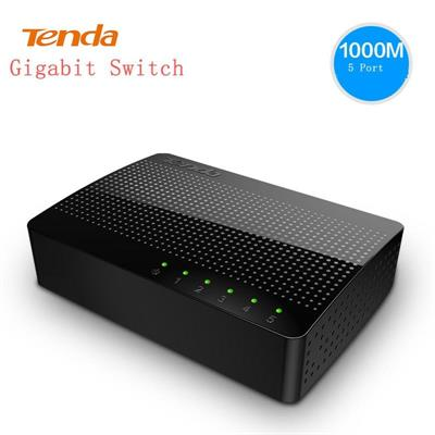 SWITCH TENDA 5 PORTE GIGABIT ETHERNET DESKTOP SG105