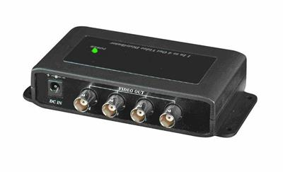 DISTRIBUTORE VIDEO 1IN/4OUT HDTVI/AHD/HDCVI-en